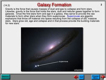 Physical Science Chapter 14: The Universe