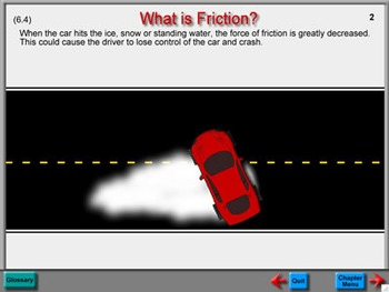 Physical Science Chapter 6: Force and Friction