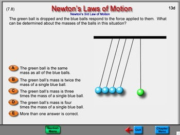 Physical Science Chapter 7: Motion