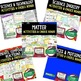 Physical Science Choice Board Activities BUNDLE (Google) Physical Science Bundle