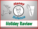 Physical Science Christmas Review