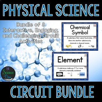 Physical Science Circuit Bundle