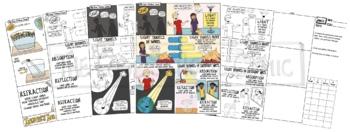 Physical Science Comics Bundle