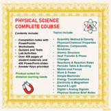 Physical Science Complete Course