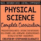 Physical Science Physics Curriculum