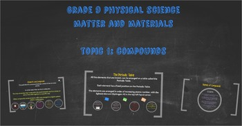 Physical Science - Compounds (Grade 9)