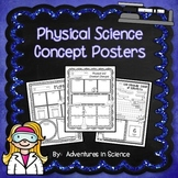 Physical Science Concept Posters