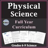 Physical Science Curriculum Bundle