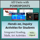 Physical Science Curriculum Middle School Science Bundle NGSS