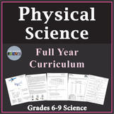 Physical Science Curriculum Bundle