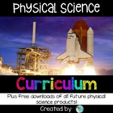 Physical Science Curriculum - Growing Bundle