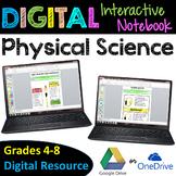 Physical Science Digital Interactive Notebook - Google Dri