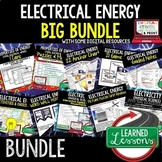 Physical Science Electrical Energy (Physical Science BUNDLE)