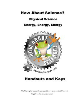Physical Science:  Energy, Energy, Energy