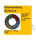 Physical Science:  Forces Grades 1-5