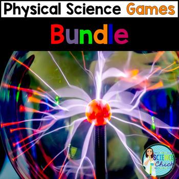 Physical Science Games MEGA Bundle