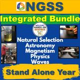 STEM NGSS Middle School Science Growing MEGA Bundle