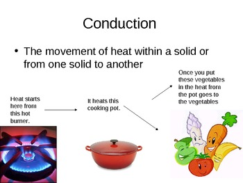Physical Science Heat Powerpoint