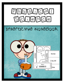 Physical Science Interactive Notebook /Worksheets
