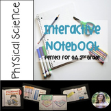 Physical Science Interactive Notebook 2nd Grade
