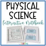 Physical Science Interactive Notebook {Properties of Matter}