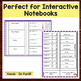 Physical Science Interactive Notebook/Lapbook - Georgia Performance Standards