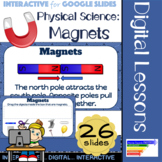 Physical Science: Magnet Interactive for Google Classroom