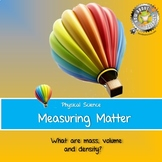 Physical Science:  Measuring Matter