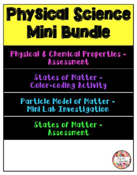 Physical Science Mini Bundle - SAVE!!