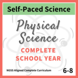 Physical Science NGSS Middle School - Complete Curriculum