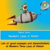 Physical Science:  Newton's Laws in Action
