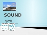 Physical Science Powerpoint: Sound Waves (ESL and IB friendly)