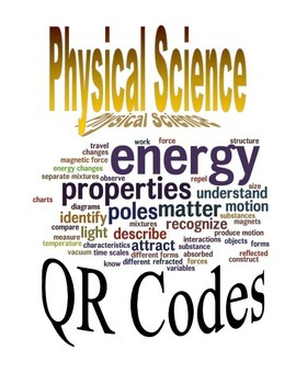 Physical Science QR Codes