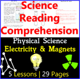 Physical Science Reading Comprehension Passages | Electric