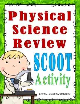 Physical Science Review: SCOOT Activity