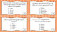 Physical Science Review Task Cards: Matter, Compounds, Per