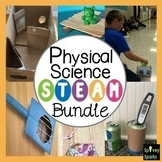 Physical Science STEAM and STEM Bundle