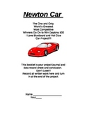 Physical Science STEM Project Newton Car