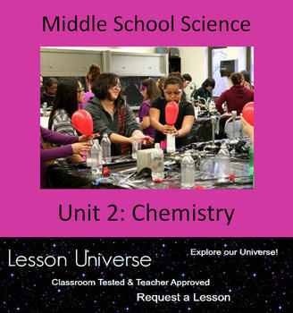 Unit 2: Physical Science Matter & Chemistry Unit