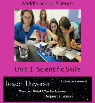 Unit 1: Physical Science Scientific Skills Unit