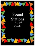 Physical Science - Sound Stations