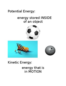 Physical Science Speed and Energy