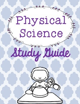 Physical Science Study Guide