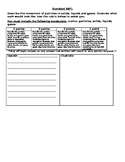 Physical Science Tasks