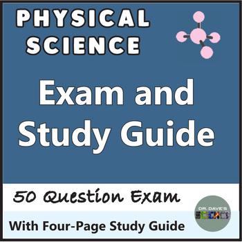 Physical Science Test Prep Bundle