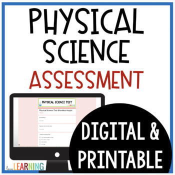 Physical Science: Test and Quiz