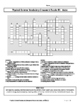 Physical Science Vocabulary Crossword Puzzles