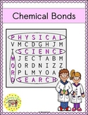 Chemical Bonds Word Search