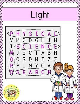 Light Word Search