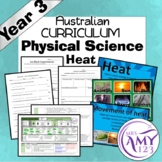 Australian Curriculum Year 3 Physical Science Heat Unit